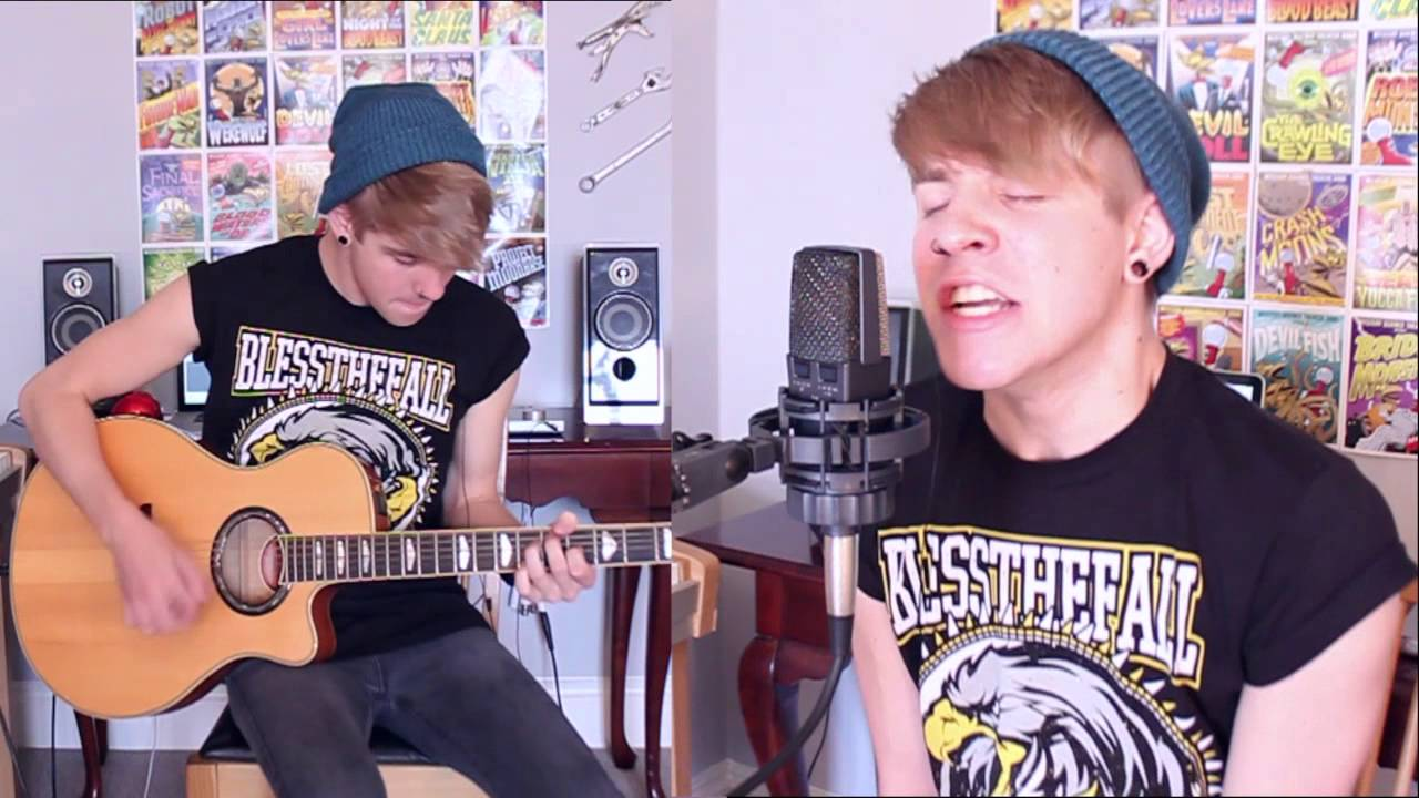 wow dewa tingkat emo Miles Away (Acoustic) - Memphis May Fire feat. Kellin Quinn Cover Patty Walters