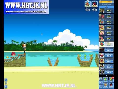 Angry Birds Friends Tournament Week 64 Level 3 high score 101k (tournament 3)