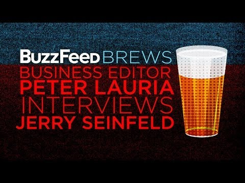 BuzzFeed Brews with Jerry Seinfeld