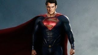 Man Of Steel Trailer 2013 Video Game Movie 【'Superman
