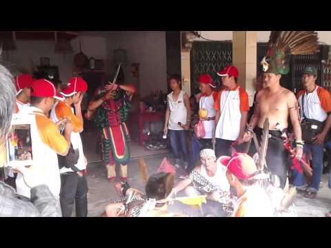 Cap GO Me - Atraksi Tatung  Singkawang