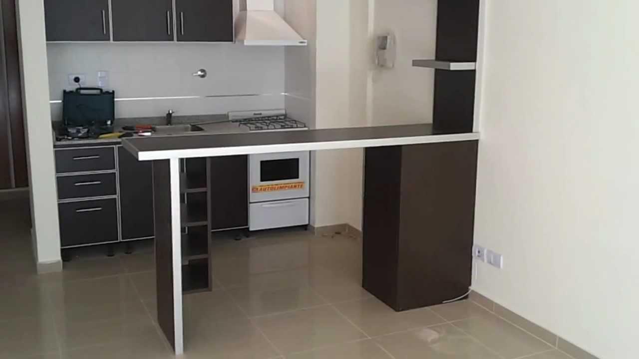 Fabrica desayunadores barras en villa devoto c a b a - Cocinas con barra ...