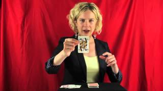 Easy Magic Trick For Kids Simple Card Trick