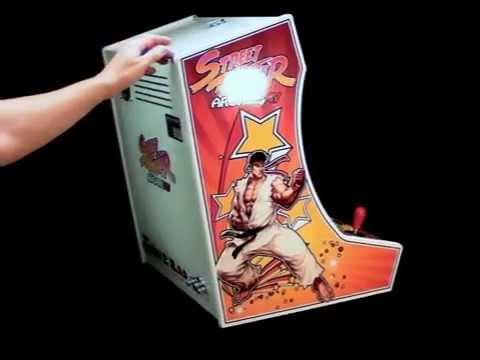 kit bois plexi borne d 39 arcade bartop 2 joueurs youtube. Black Bedroom Furniture Sets. Home Design Ideas