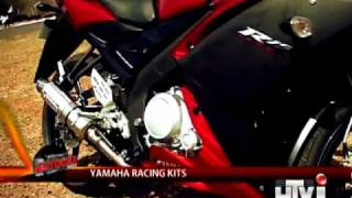 All About The Yamaha Racing Kits For R15 And FZ16