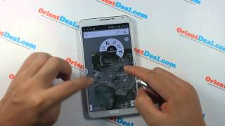 Gps & Google Maps, Samsung Galaxy Note 3 Clone Or