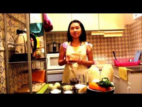CookingHobby101 - Vào Bếp với Kim Chi Hàn Quốc