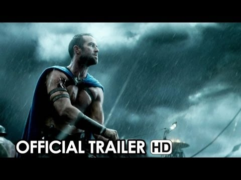 300 RISE OF AN EMPIRE : HEROES Trailer (2014) HD
