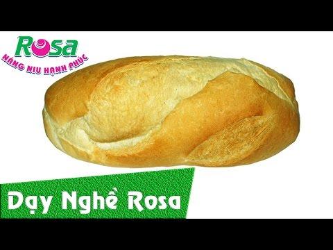 Bánh mì giòn rỗng ruột Việt Nam