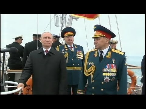 Vladimir Putin: 'We Gave Free Will to Crimean Citizens'