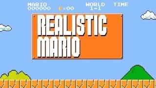 Game Super mario : Kenyataan jika menghancurkan tembok
