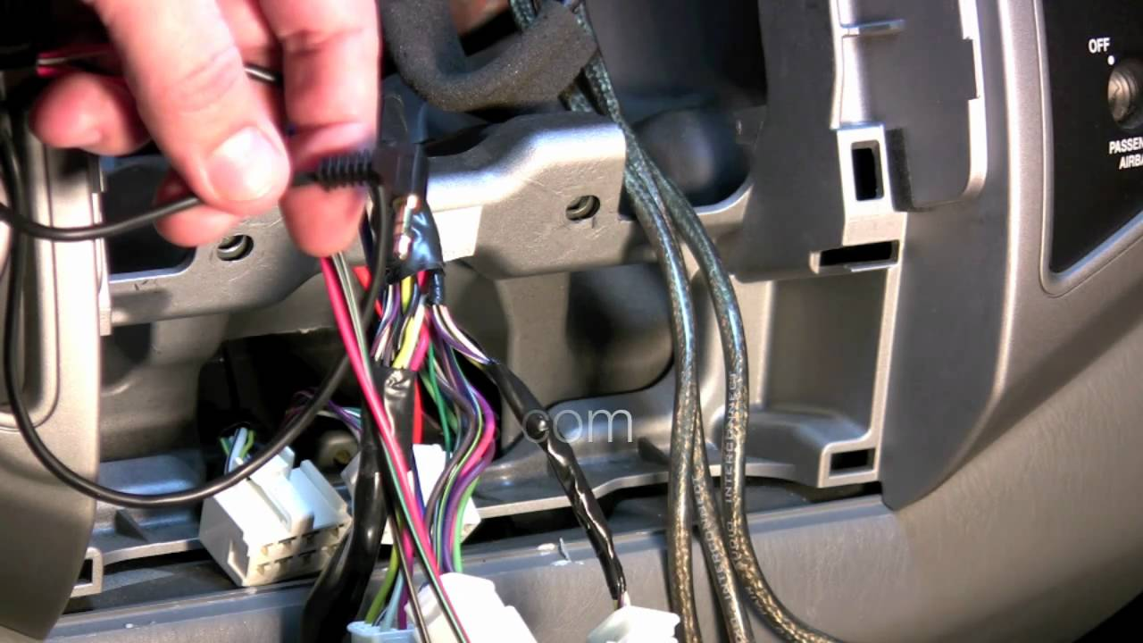 How To Install Steering Wheel Controls In Toyota Tacoma
