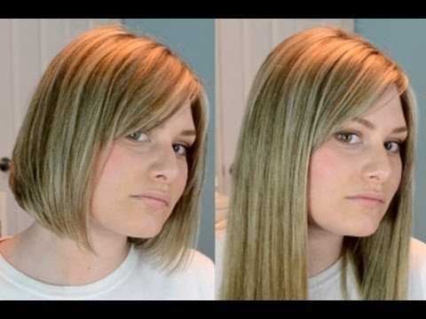 Youtube Hair Extensions For Short Hair 112