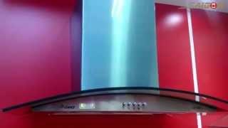 Máy hút mùi Canzy CZ-70D1 - Nhà Bếp Sài Gòn