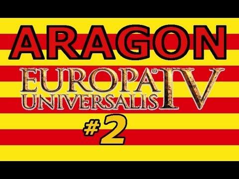 Europa Universalis 4 IV - Aragon 2