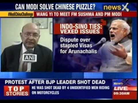 Wang Yi to meet Sushma and PM Modi