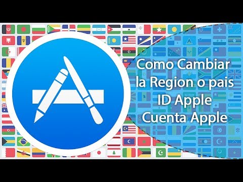Como cambiar el país de tu ID de Apple o Cuenta Itunes en 2 minutos
