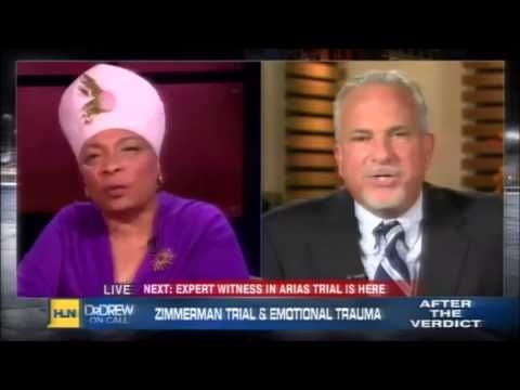 Frank Taaffe Spars with Shahrazad Ali and Says Trayvon Martin Was Going Back to Whoop Dat Ass Bro