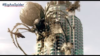 [BIG ASS SPIDER! opening scene [HD video 1080p]] Video