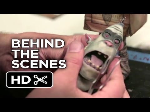 The Boxtrolls Behind The Scenes - How To Prepare Fish (2014) - Stop-Motion Animated Movie HD