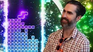 A 1989 Tetris Expert Plays 2018 Tetris for the First Time