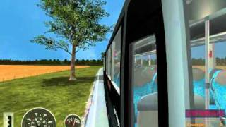 [GamePlay] City Bus Simulator 2010 Regiobus Usedom