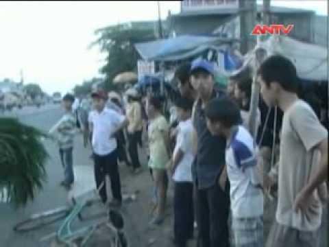 Bản tin 113 vn: Điểm đen tai nạn giao thông trên QL 1A ở Quảng Ngãi