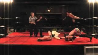 AAW Wrestling: Best Intergender Nut Shot Low Blow Ever