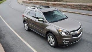2011 Chevrolet Equinox LTZ Start Up, Engine, and In Depth Tour videos