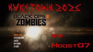 Nuketown Zombies All Perk, PaP, And Mystery Box