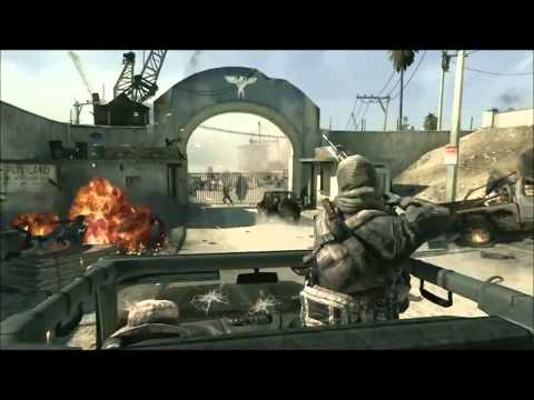 Call of Duty: Modern Warfare 3 - Redemption Single Player Official Trailer
