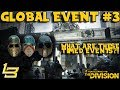 What are Global Events The Division GE3 STRIKE