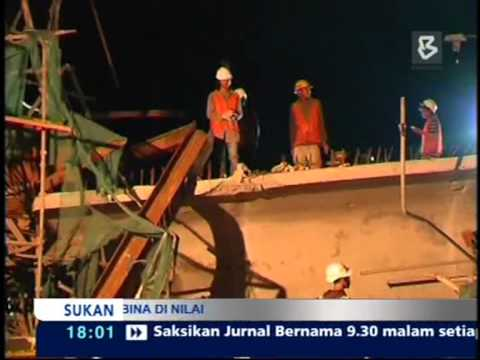 11-06-2013-Completion of Second Penang Bridge May be Delayed