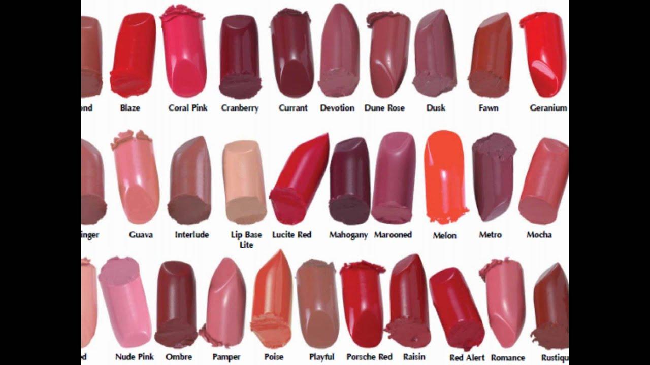 Lounge Studios Makeup Line Catalog