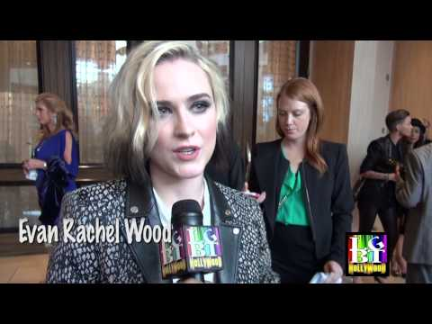 Bisexual (Yeah!)  EVAN RACHEL WOOD 2014