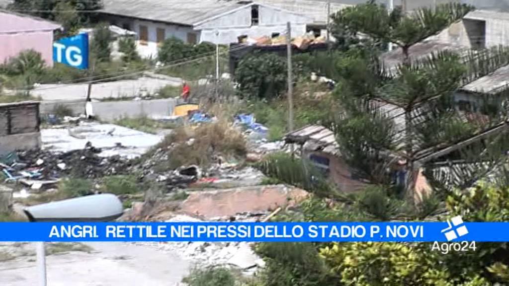 Angri. Gli abitanti di Via Di Donato denunciano il degrado
