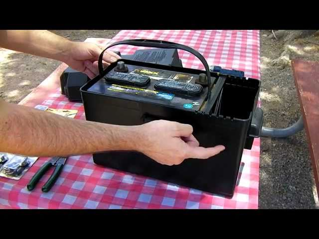 Build a portable power pack for $25