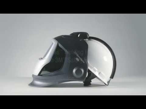 Speedglas welding helmet 9100-QR