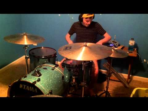 Pierce The Veil - King For A Day Drum Cover (Drums Only)