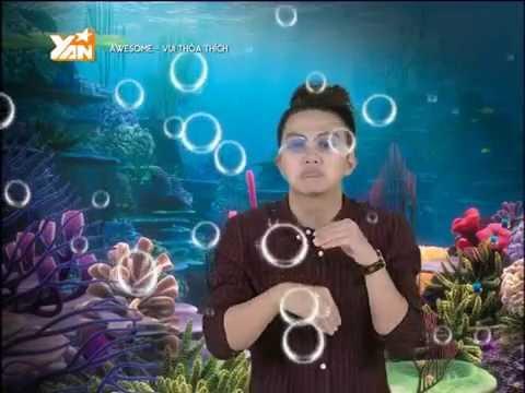Awesome - Vui Thỏa Thích    Tập 8 (2016): Duy Khánh trổ tài nhảy cực