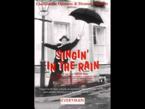 Gene Kelly - Singing In The Rain -7TsrfAfSUAs