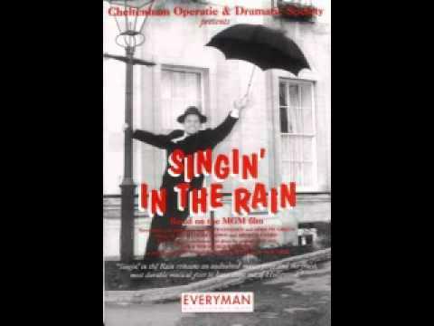 Gene Kelly - Singing In The Rain -7TsrfAfSUAs