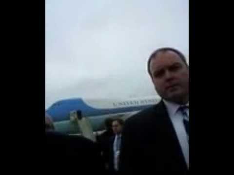 Meeting Obama!