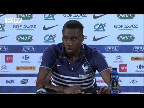 Football / Le meilleur de la conférence de presse de Blaise Matuidi - 02/07