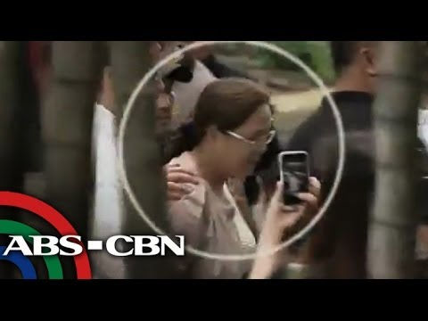 Why Gigi Reyes can't be detained at QC jail