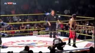 لحظة وفاة المصارع المكسيكي بيدرو راميريز Le moment de la mort de lutteur mexicain Pedro Ramirez