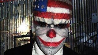 Dallas PayDay! Makeup Tutorial!