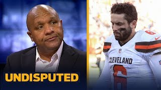 Hue Jackson on being fired from the Browns, talks Baker Mayfield relationship | NFL | UNDISPUTED