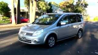 Nissan Lafesta 20S Skyroof 2L Auto