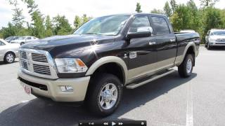 2011 Dodge Ram 2500 HD Laramie Longhorn Cummins Start Up
